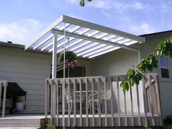 Aluminum Awnings From AAwnings And Sunrooms