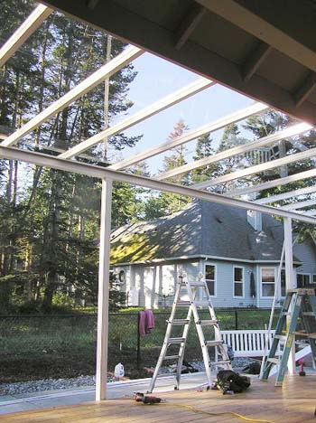 Aluminum Awnings From Aawnings And Sunrooms Where
